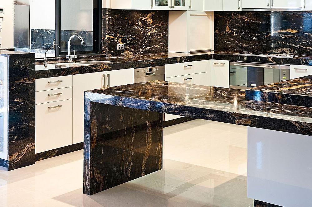 15 Black Granite Countertops Ideas That Bring Tears Of Joy Houszed