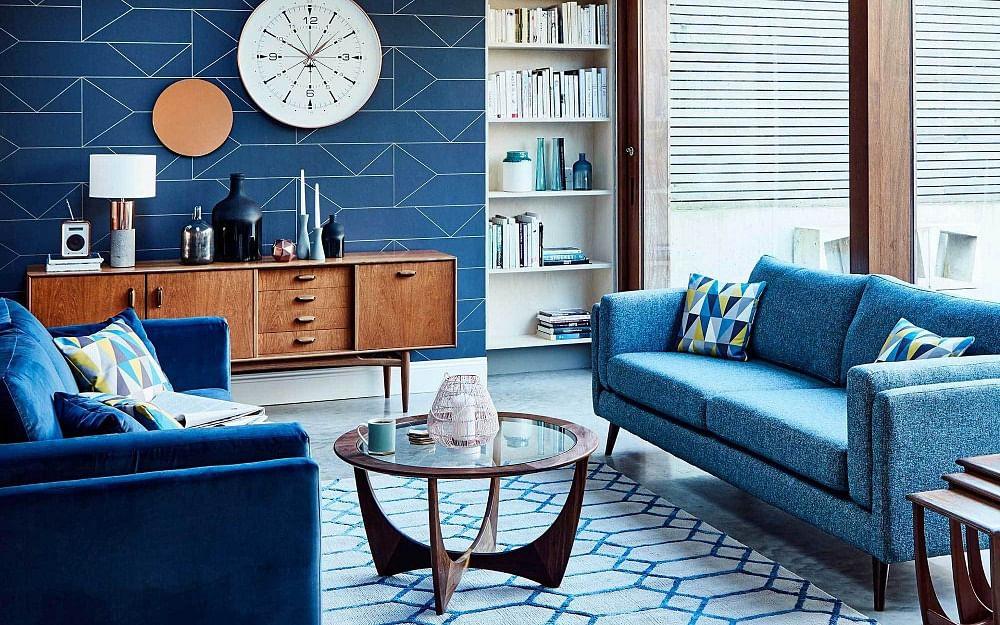 Blue Living Room Ideas That Wont Turn