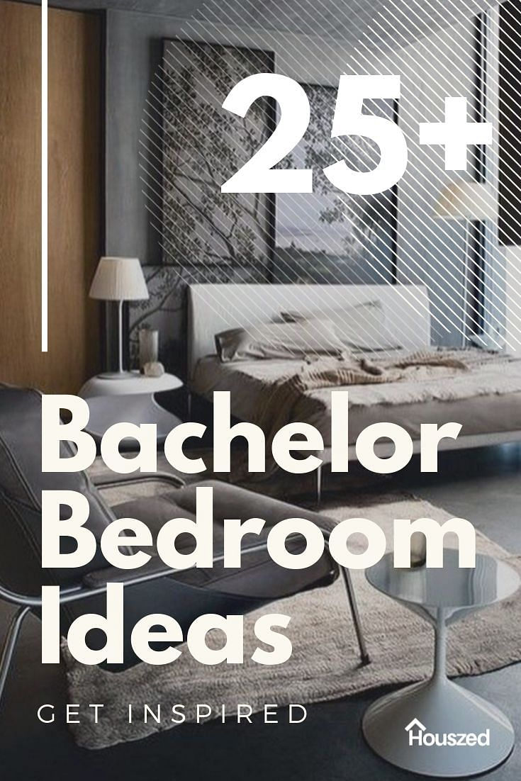 25 Bachelor Bedroom Ideas That Deliver In 2020 Houszed
