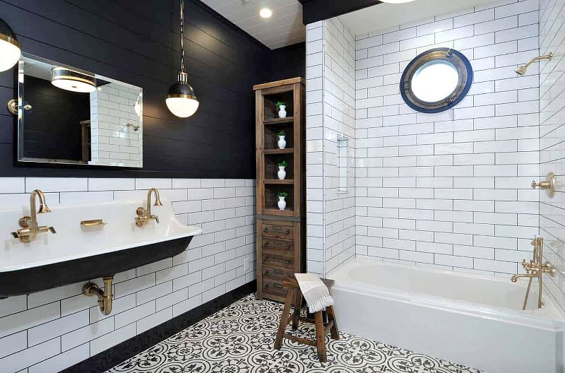 25 Amazing Black White Bathroom Ideas That Will Excite You 2020