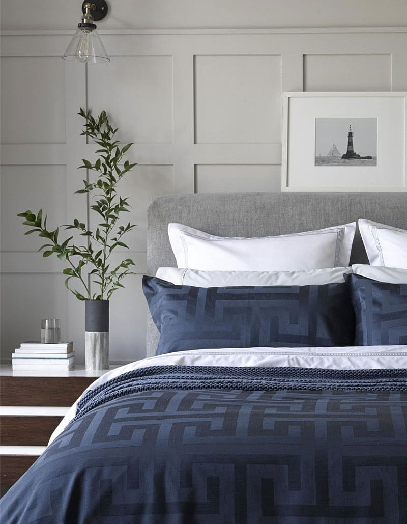 18 Blue And Gray Bedroom Ideas That Make You Happy In 2021 Images