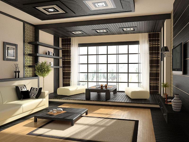 11+ Japanese Living Room Ideas For Total Zen In 2021 | Houszed