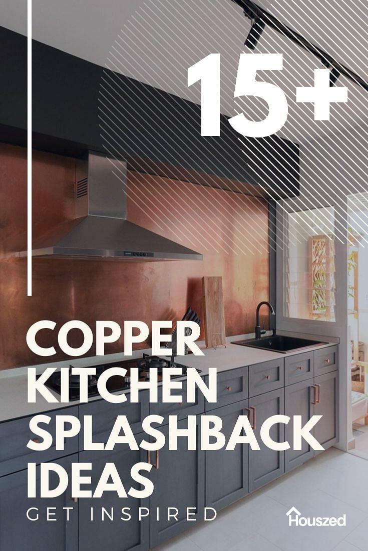 15 Copper Kitchen Backsplash Ideas That Make A Splash In 2021
