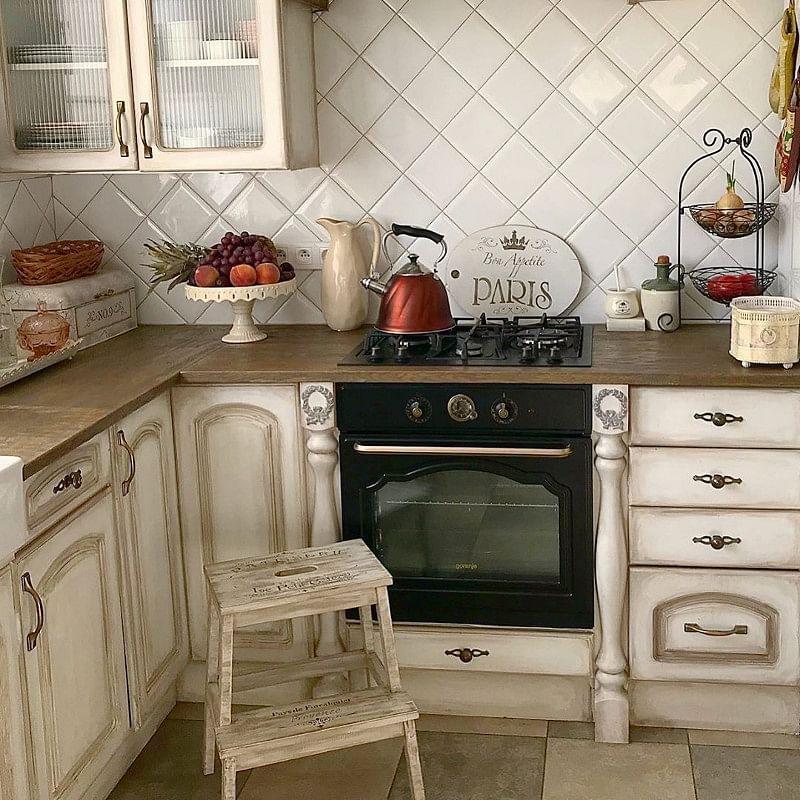 25 Shabby Chic Kitchen Ideas That Inspire In 2021 Houszed