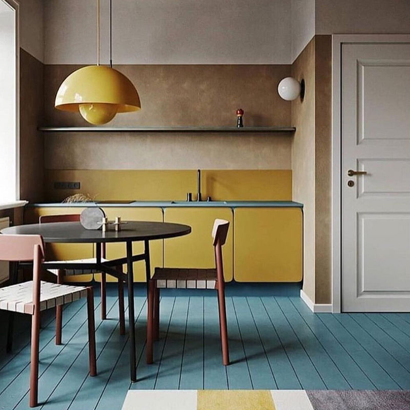 26 Yellow Kitchen Ideas That Make The Sun Shine Indoors Houszed