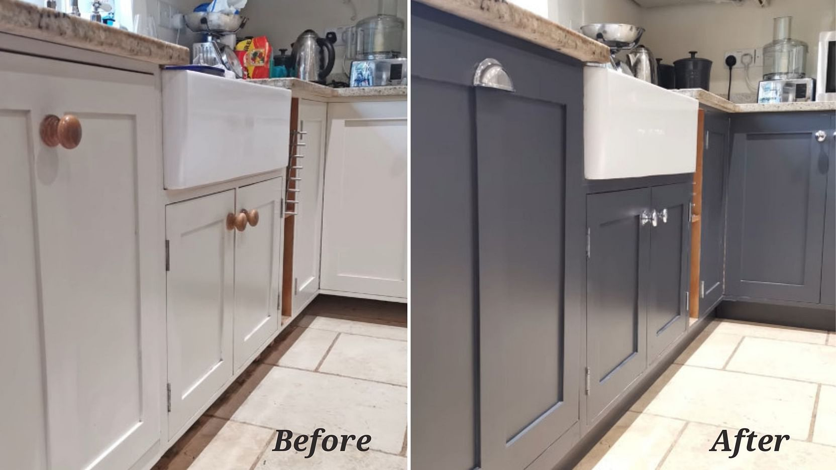 How To Paint Kitchen Cabinets Like A Pro In 2021 Houszed