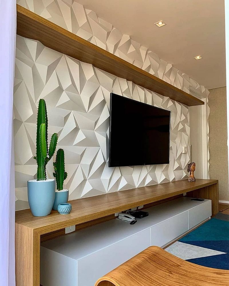 21 Tv Wall Ideas That Look Crazy Good In 2021 Houszed