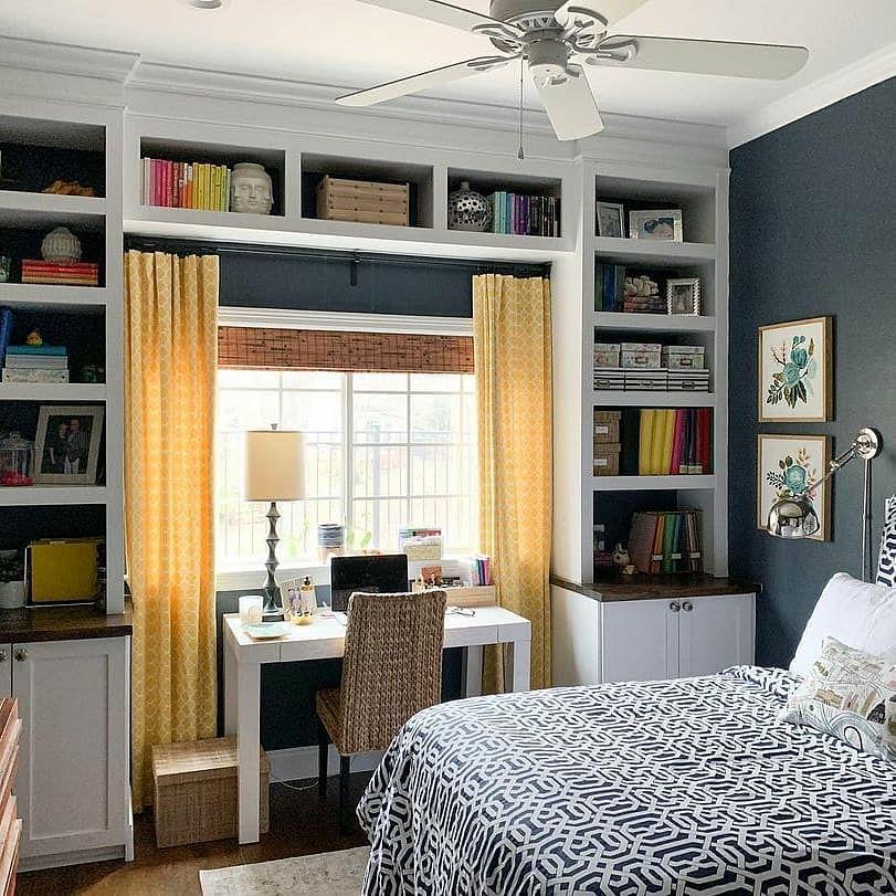 21 Bedroom Office Ideas That Work In 2021 Houszed