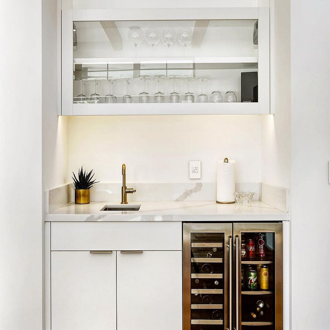 9+ Mini Bar Ideas That Will Make Your Friends Jealous in 9 ...